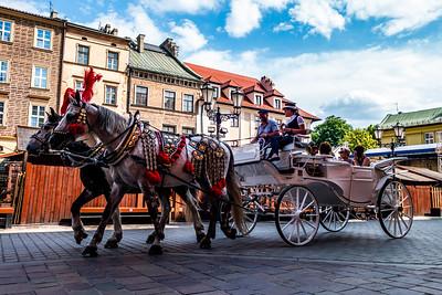 Krakow, 2018