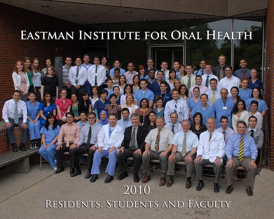 2010 Resident Group photo