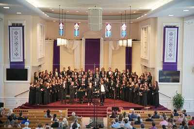 MU Concert Chorale / Light Dawns