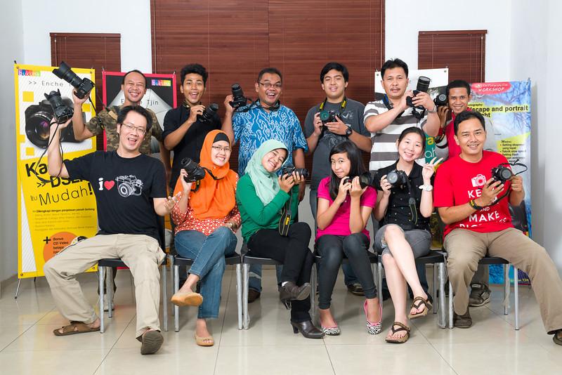 Kupas Tuntas Nikon - angkatan ke-24 16 Juni 2013