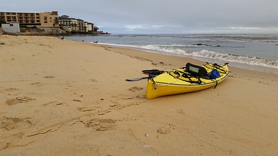 2016 Monterey Kayaking with Momentum