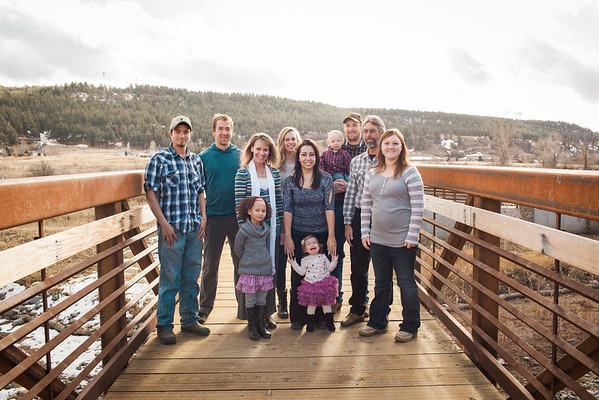 The Parker Family | November 2015