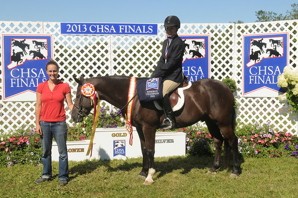 201 Short Stirrup Eq Awards