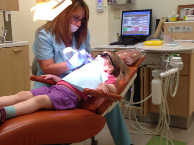 2nd Dentist Visit