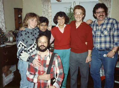 Breen Christmas Party - 1987