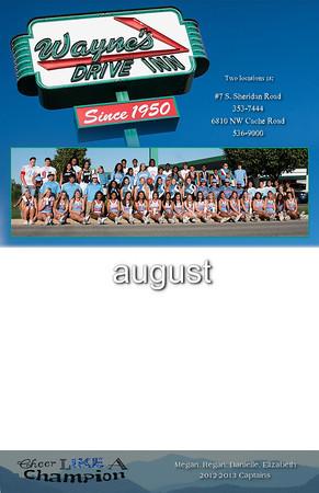 EHS - Calendar Update