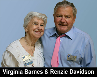 Virginia & Renzie Calendar Photos