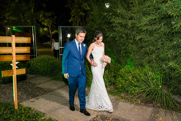 Mariana y Rodrigo Succo La Boda