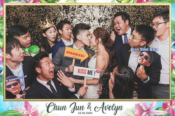 Wedding of Chun Jun & Avelyn