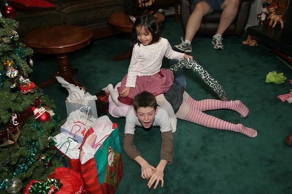 McGurran Christmas Party 2006