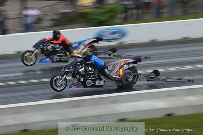 2016 New England Nationals - Top Fuel Harley