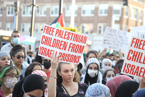 Palestine Protest May18-2021