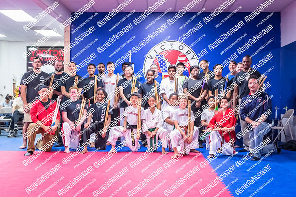 VMA Black Belt Class - Arnis Training - 12 Oct 2017