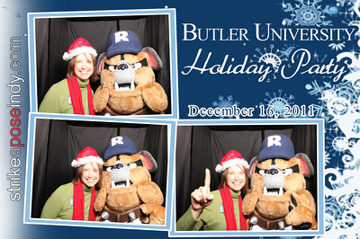 Butler University Holiday Party '11
