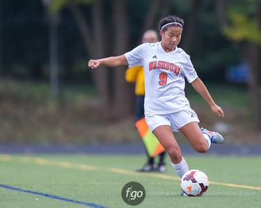 10-15-16 Hopkins v Minneapolis Washburn Girls Soccer Section 6AA Semis