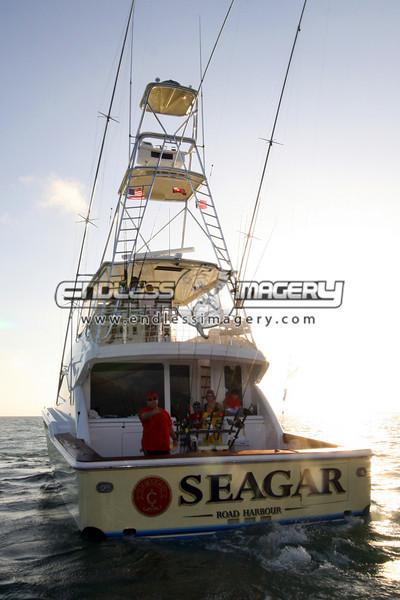 2009 Sailfish Kickoff - Day 1 Afternoon Water