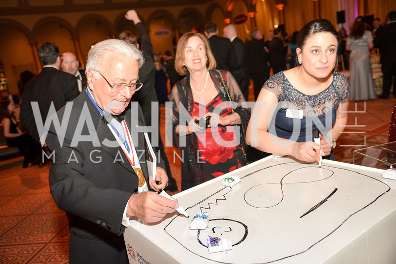 Dr. Federico Faggin National Inventors Hall of Fame, Induction at the National Building Museum, May 3, 2018-9095.JPG