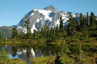 Mt Shuksan & Mt Baker