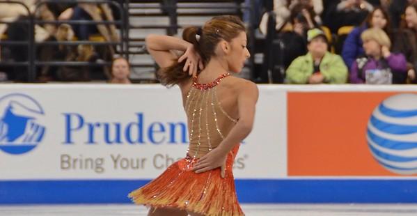 2014 NAtional Figure Skating