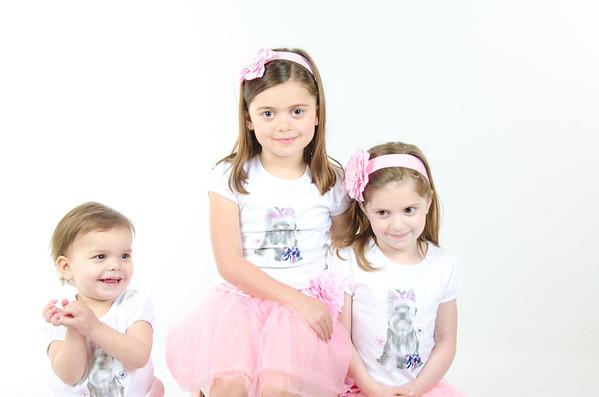 The Merida girls