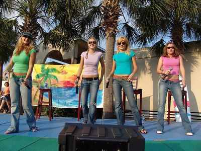 Beu Sisters, April 22, 2005