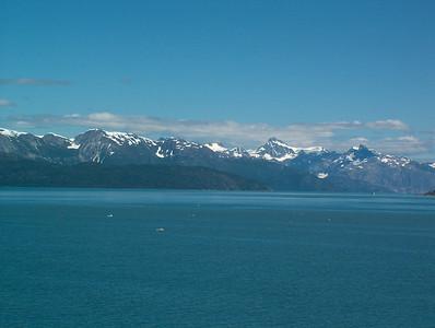 July 11 Glacier Bay again