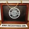 Autumn Harvest Market Chalkboard