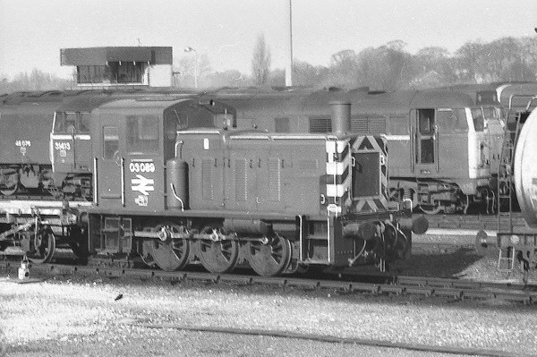 Dave's shunters