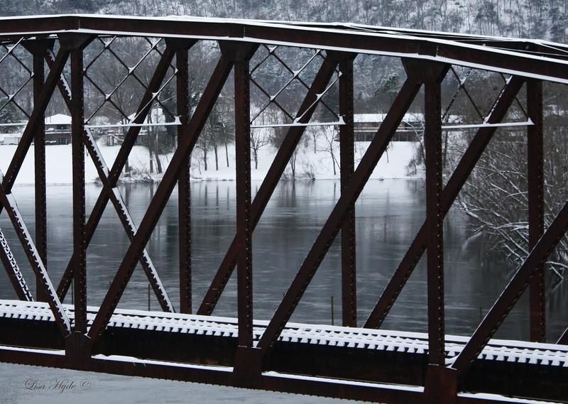 Bridge at North Fork of White River, Norfork, AR