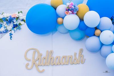 Ridhaansh Birthday - Anvesh