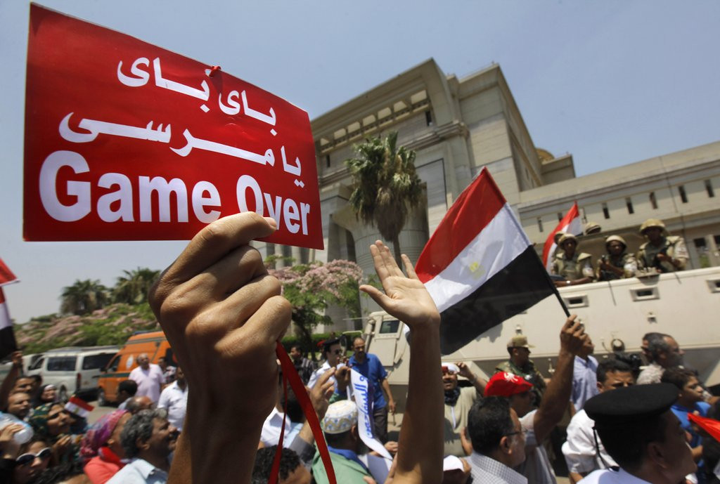 ". <p><b><a href=\'http://worldnews.nbcnews.com/_news/2013/07/19/19554486-we-are-willing-to-die-for-democracy-senior-muslim-brotherhood-official-says?lite\' target=""_blank\""> 8. Egypt </a></b> <p>A few short months of the Muslim Brotherhood reminded folks how much they missed previous tyrants. (unranked) <p> --------------------------------------------   (AP Photo/Amr Nabil)"