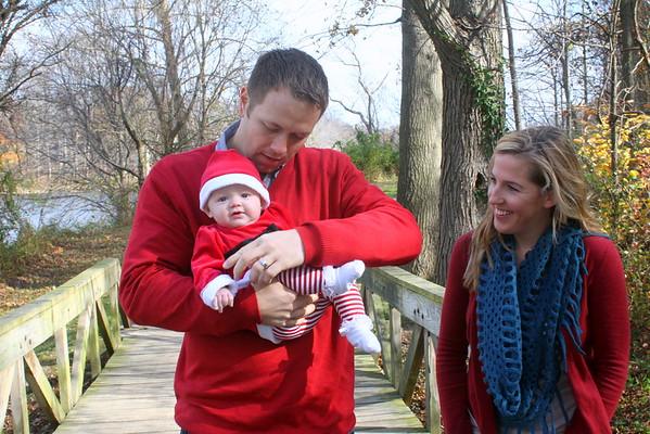 Mel and Jay family