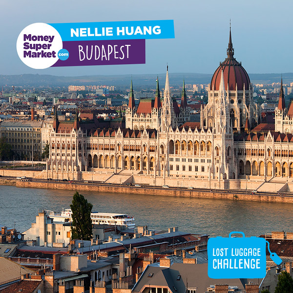 Lost luggage challenge - traveling with no luggage in Budapest