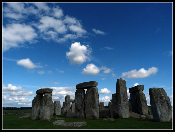 Wiltshire - Stonehenge