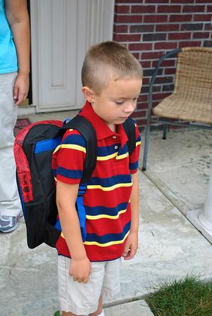 First Grade First Steps