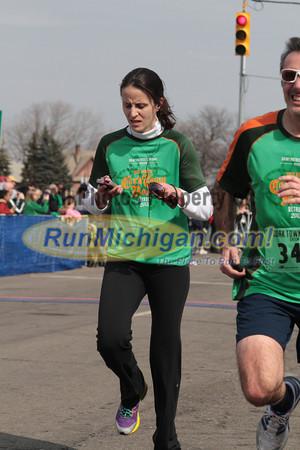 Finish 5K Part 2 - 2013 Corktown Race