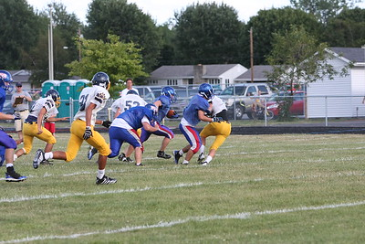 Woodmore Scrimmage 1