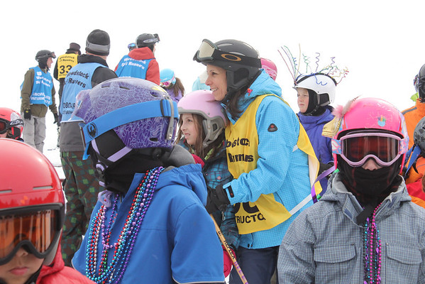 Woodstock Ski Runners, Party