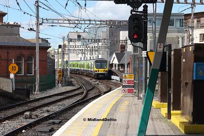 Portlaoise, Dublin and Drogheda (Rail), 13-05-2018