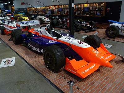 World of Speed Motorsports Museum - Wilsonville, OR - 3 Nov. '16
