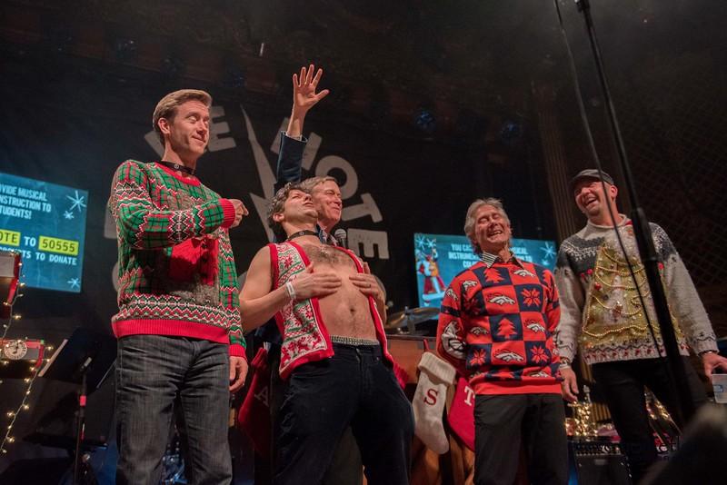 Sing It To Me Santa 2018
