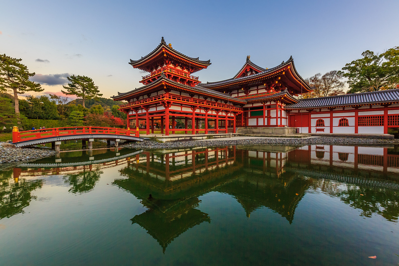 Byodoin Temple Buddhist temple