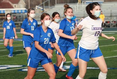 HS Sports - Lincoln Park at Carlson Girls Soccer 21