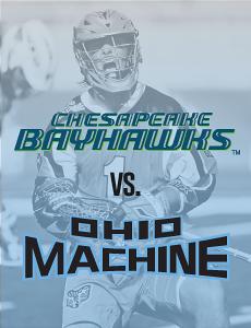Bayhawks @ Machine 6/30/16
