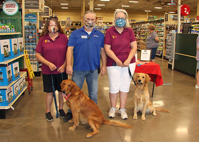 7/20/2020 PetSmart and Petco Bowie and Dallas Adoption