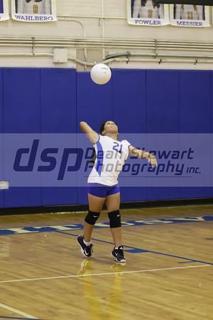 Titusville Volleyball 9-5-18