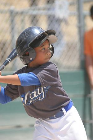 Indepenent Baseball - Blue Jays vs Mets