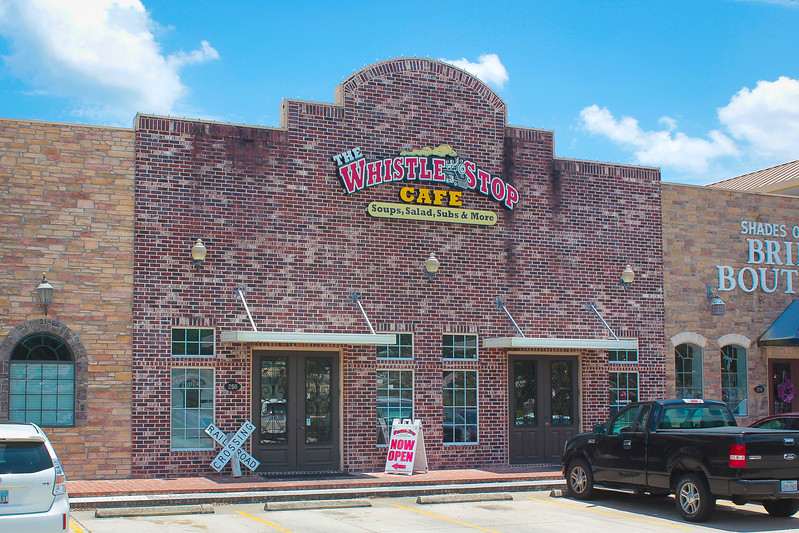 The Whistle Stop Cafe