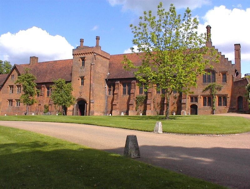 The Great Hall of the Old Palace, Hatfield