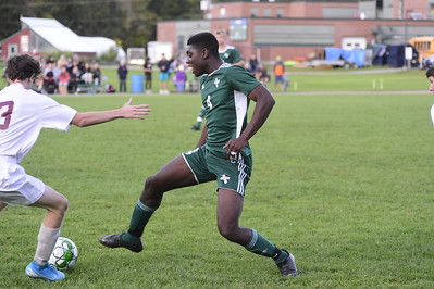 Montpelier vs North Country boys soccer